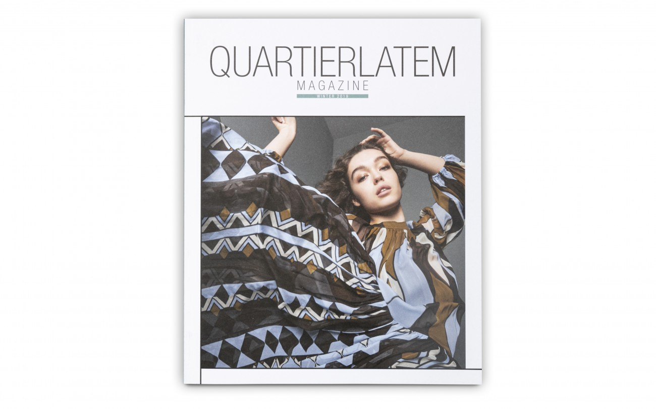 Quartier Latem MAG cover